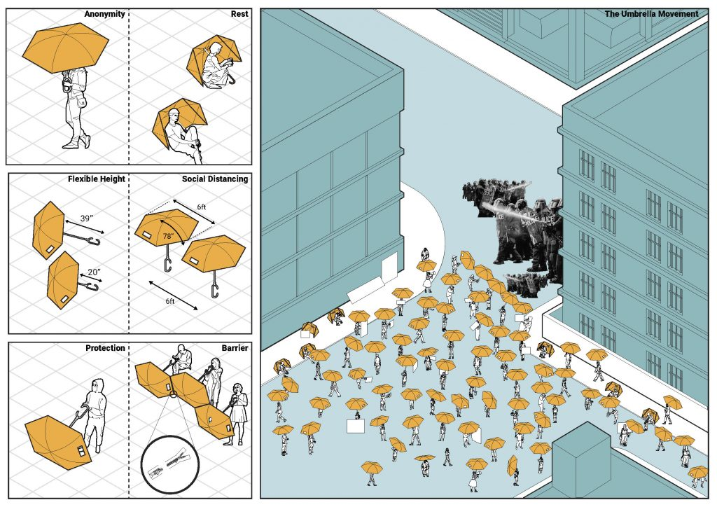 Project Platypus_3D Graphic_The Umbrella Movement