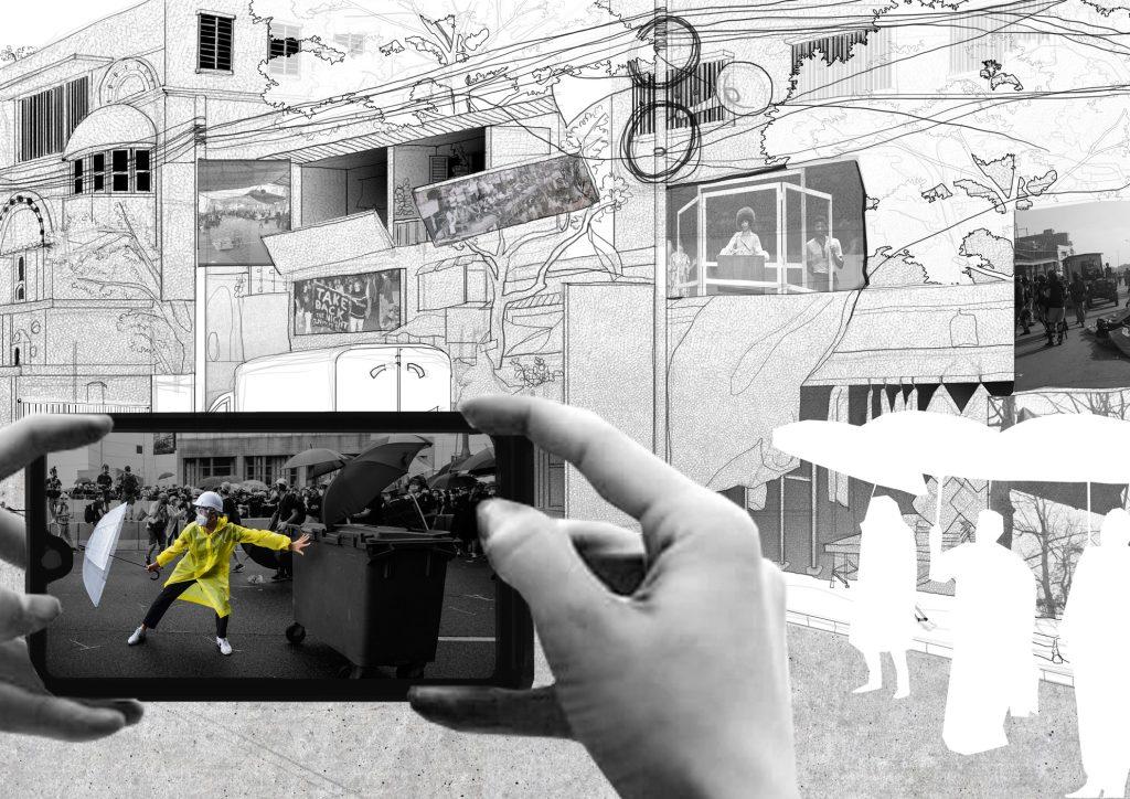 Project Platypus_Concept Drawing_The Umbrella Movement